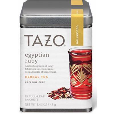 Tazo Egyptian Ruby Tea Blend