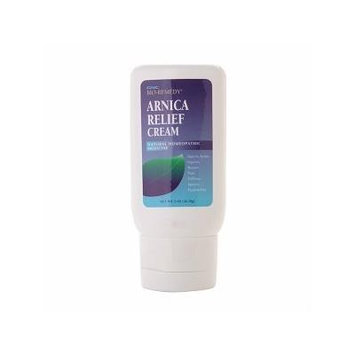 GNC Bio Remedy Arnica Relief Cream Homeopathic 2 oz
