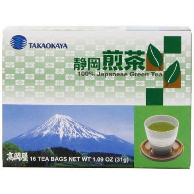 Imported Shizuoka Sencha Tea Bag, 1.09 Ounce