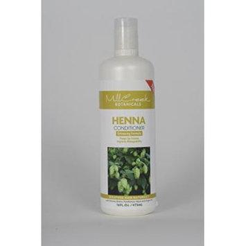Mill Creek Botanicals Henna Conditioner - 16 oz