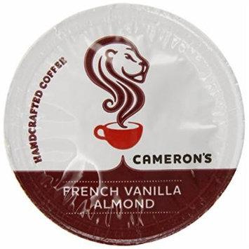 Cameron's Single Serve Coffee, French Vanilla Almond, 12 Count