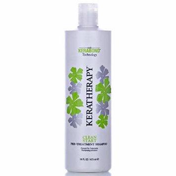 Keratherapy - Clean Start Pre-Treatment Shampoo - 473ml/16oz