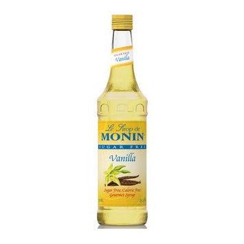 Monin Sugar Free Vanilla Syrup (1 Single 750 ml bottle)