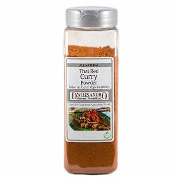 Thai Red Curry Powder, 16 Oz