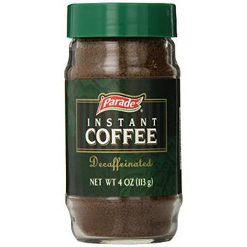Parade Decaf Instant Coffee, 4 Ounce