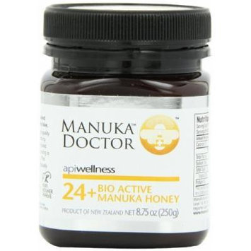 Manuka Doctor Bio Active 24 Plus Honey 8.75 Ounce (Pack Of 3) - Pack Of 3