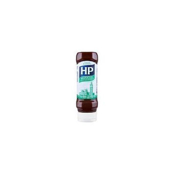 HP Brown Sauce Reduced Salt & Sugar (450g)