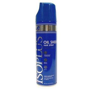 Isoplus Oil Sheen Hairspray Bonus 14.7 oz. Aero (Case of 6)