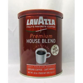 Lavazza Premium House Blend Coffee, 10-ounce (Pack of 12)