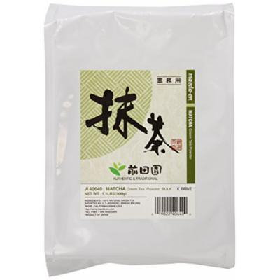 Maeda-En Matcha Powder Bulk, Matcha Green Tea Powder - 1.1 LB Large Bag