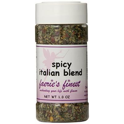 Faeries Finest Blend, Spicy Italian, 1.00 Ounce
