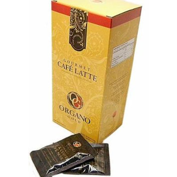 Organo Gold Gourmet Cafe Latte 100% Certified Ganoderma Extract Sealed Package