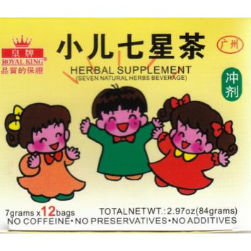 Seven Natural Herbs Beverage for Children