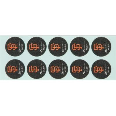 Phiten MLB Authentic Titanium Discs, San Francisco Giants, 30 Discs