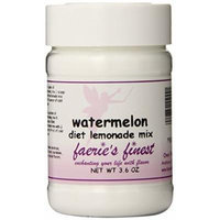 Faeries Finest Watermelon Diet Lemonade Mix, 3.6 Ounce