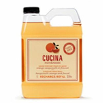 Fruits & Passion Cucina Hand Wash Soap Refill Sanguinelli Orange and Fennel