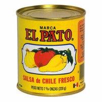 El Pato Mexican Hot Style Tomato Sauce Salsa de Chile Fresco - 7.75 oz