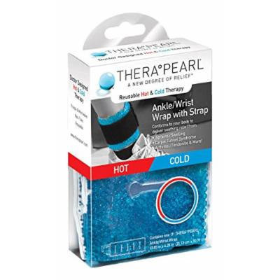 TheraPearl Hot/Cold Ankle/Wrist Wrap with Strap