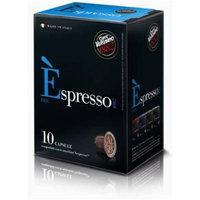 30 Biodegradable Èspresso Capsules by Caffe Vergnano, Nespresso Compatible (Dec)