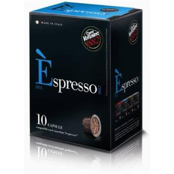 30 Biodegradable Èspresso Capsules by Caffe Vergnano, Nespresso Compatible (Dec)