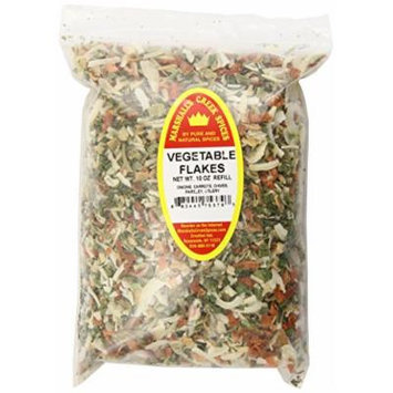 Marshalls Creek Spices X-Large Refill Vegetable Mix, 10 Ounce