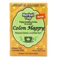 Herbal Cup Herbal Tea, Colon Happy Mango, 16 Tea Bags