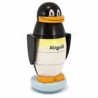 Personalized Penguin Stacker