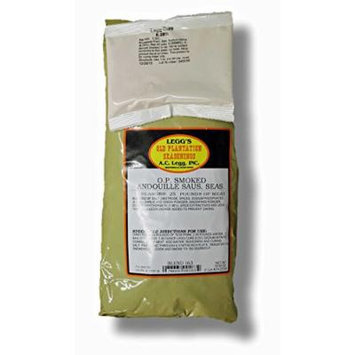 Leggs Old Plantation O.P.Smoked Andouille Sausage Seasoning