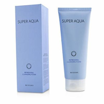 Missha Super Aqua Refreshing Cleansing Foam 200ml/6.8oz