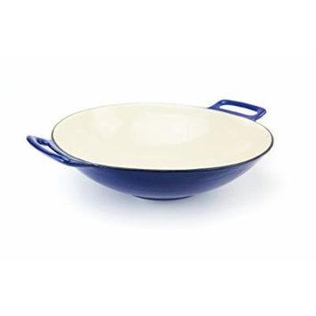 BroilKing 69710 Porcelain Cast Iron Wok