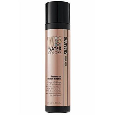 Tressa Watercolors Wet Sand Shampoo Maintains and Enhances Haircolor 8.5 fl. oz. NEW PACKAGING!