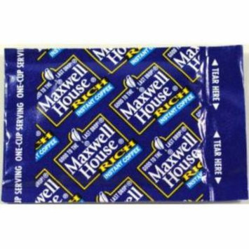 Maxwell House Instant Rich Coffee
