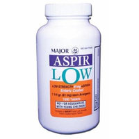 MAJOR ASPIRIN TABLETS