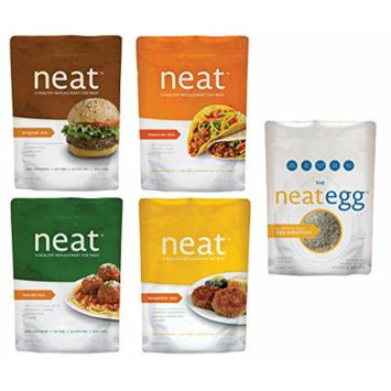 Neat Variety Pack - Vegan (Pack of 9)