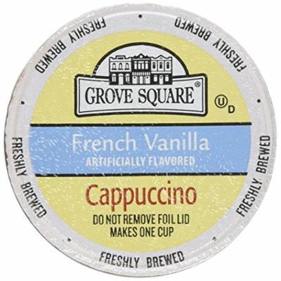 40-count K-cup Portion Packs for Keurig K-cup Brewers, Grove Square Cappuccino