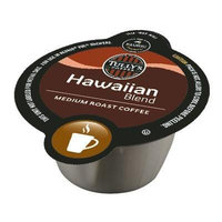 Tully's Hawaiian Coffee Vue Cup For Keurig Vue Brewers, 64-Count