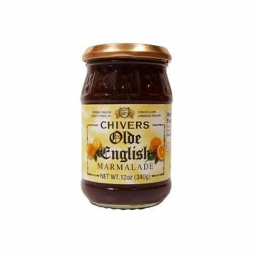 Chivers Olde English Marmalade 340g (12oz) - Pack of 6