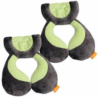 Brica Koosh'N Infant Neck and Head Support, 2 Pack