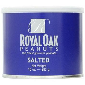 Royal Oak Gourmet Virginia Salted Peanuts, 3 Count