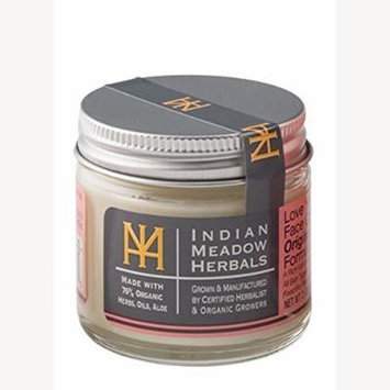 Indian Meadow Herbals Love your face cream 2oz