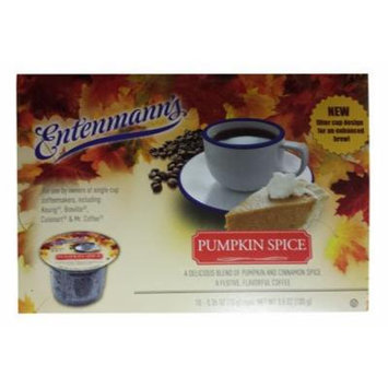 Entenmann's Pumpkin Spice K-cup Packs - 10 Count (2 Pack)
