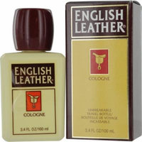 Dana English Leather Cologne for Men, 3.4 Ounce