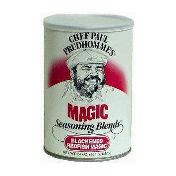 Magic Seasoning, Blackened Redfish Magic, 24 oz. (4 Count)