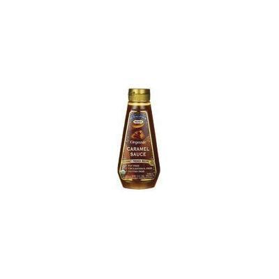 Organic Caramel Sauce 10.6 Oz (300 G) (Pack of 6) - Pack Of 6