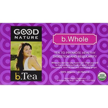 Good Nature Organic B Whole Tea, 1.4 Ounce