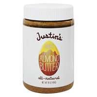 Justin's Nut Butter - Almond Butter Honey - 16 oz.
