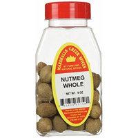 Marshalls Creek Spices Nutmeg Whole Seasoning Jar, 6 Ounce