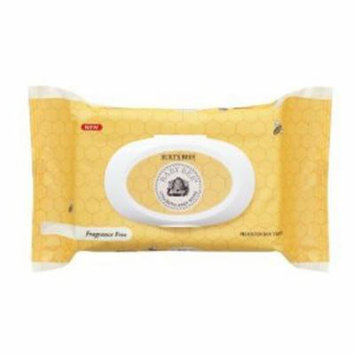 Burt's Bees Baby Bee Wipes Fragrance Free