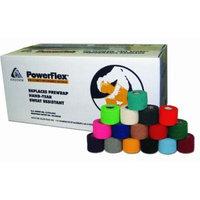 Andover Powerflex 3725 Cohesive Medicinal Tape, 2.75-Inch/6-Yard, Black/Neon Pink