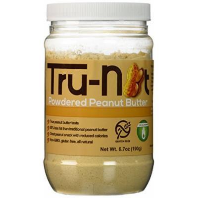 Tru-Nut Powdered Peanut Butter 2 Pack Original + Chocolate